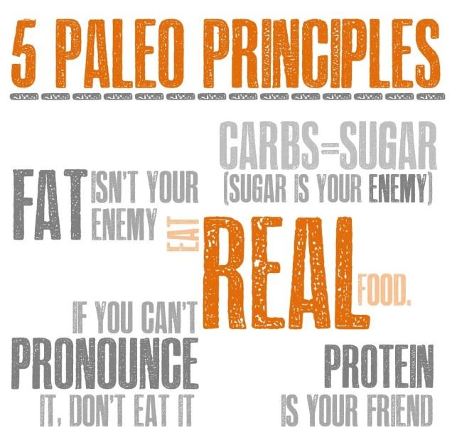 5 Paleo Principles