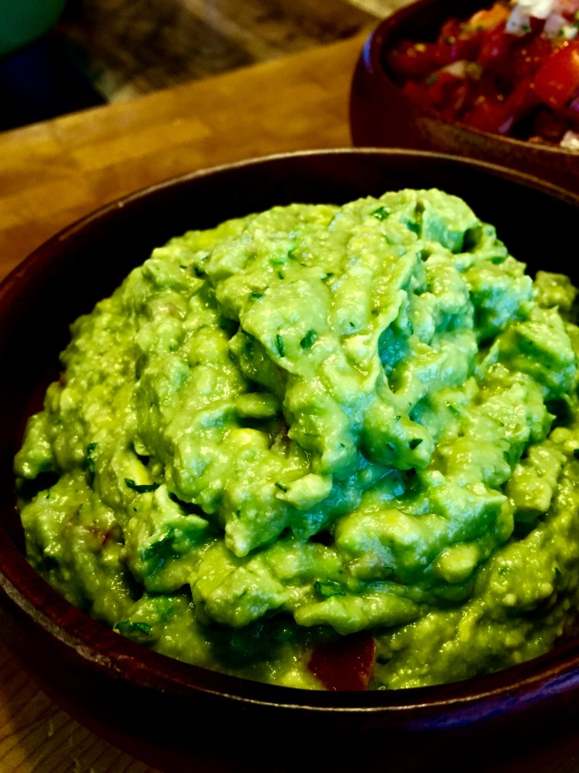 Guacamole + Salsa